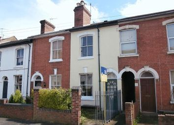 Thumbnail 2 bed terraced house to rent in Chestnut Street, Worcester