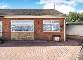 Thumbnail 3 bed semi-detached bungalow for sale in Mill Close, Stourport-On-Severn