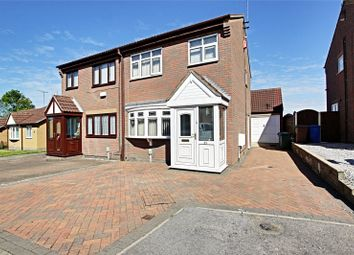 Thumbnail 3 bed semi-detached house for sale in Ferryman Park, Paull, Hull, East Yorkshire