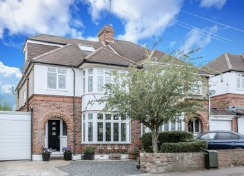 Thumbnail 4 bed semi-detached house for sale in Marston Gardens, Luton