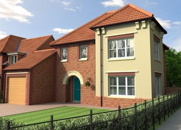 Thumbnail 4 bed detached house for sale in Winding Way, Darlington, County Durham