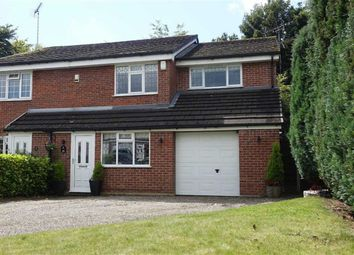 Thumbnail 3 bed semi-detached house for sale in Hayle Close, Macclesfield, Cheshire