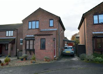Thumbnail 3 bed detached house for sale in Feversham Drive, Kirbymoorside, York