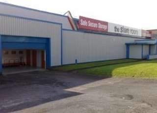 Serviced office to let in Waybridge Industrial Estate, Daniel Adamson Road, Salford M50