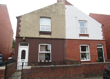 Thumbnail 2 bed semi-detached house to rent in First Avenue, Newton Hill, Wakefield