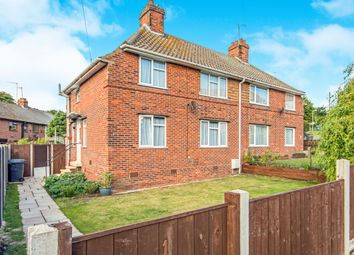 Thumbnail 3 bedroom semi-detached house for sale in Hill Road, Lowestoft