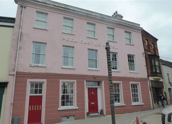Thumbnail 2 bed flat to rent in Peel Castle House, Market Place, Peel