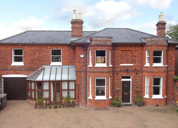 Thumbnail 5 bedroom detached house for sale in Governors Mews, Sicklesmere Road, Bury St. Edmunds