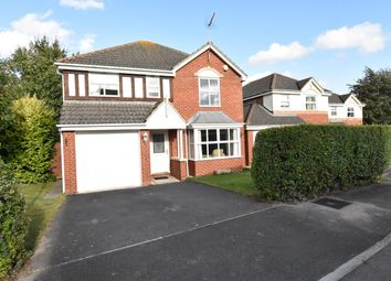 Thumbnail 4 bed detached house for sale in Dukes Way, Tewkesbury