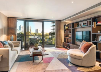 Thumbnail 3 bed flat for sale in Chelsea Waterfront, Lots Road, Chelsea, London