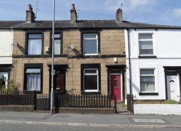 Thumbnail 3 bed terraced house to rent in Queens Park Road, Oldham