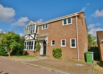 Thumbnail 4 bed detached house for sale in Tungate Way, Horstead, Norwich