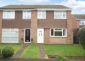 Thumbnail 3 bed semi-detached house for sale in Mull Close, Oakley, Hampshire