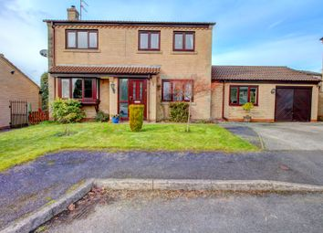 Thumbnail 3 bed detached house for sale in Southwood Avenue, Dronfield