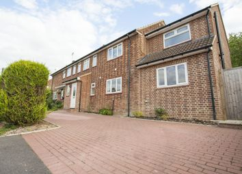 Thumbnail 4 bed semi-detached house to rent in Candlemas Mead, Beaconsfield, Beaconsfield