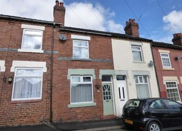 Thumbnail 2 bed terraced house for sale in Shotsfield Place, Milton, Stoke-On-Trent