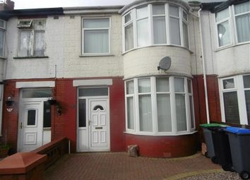 Thumbnail 3 bedroom property to rent in Lyndhurst Avenue, Blackpool