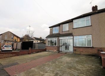 Thumbnail 8 bed semi-detached house to rent in Boundary Road, Gidea Park, Romford