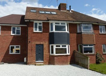 Thumbnail 4 bed terraced house for sale in Waborne Road, Bourne End