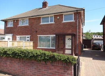 Thumbnail 3 bed semi-detached house for sale in Westminster Crescent, Intake, Doncaster
