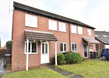 Thumbnail Semi-detached house for sale in Sovereign Close, Didcot