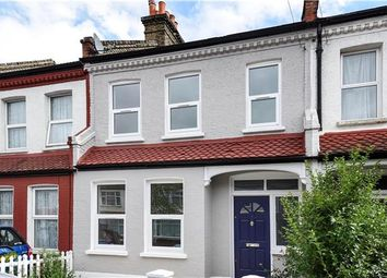 Thumbnail 3 bed terraced house for sale in Silverleigh Road, Thornton Heath, Surrey