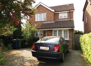 Thumbnail 3 bed property to rent in Coltsfoot Close, Cherry Hinton, Cambridge