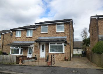 Thumbnail 3 bed semi-detached house for sale in High Burnside Ave, Coatbridge