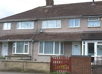 Thumbnail 3 bed terraced house to rent in Leinster Avenue, Knowle, Bristol