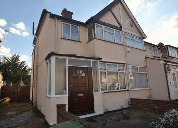 Thumbnail 3 bed end terrace house for sale in Beam Avenue, Dagenham