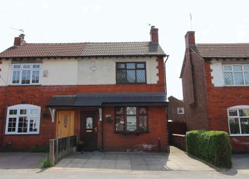 Thumbnail 2 bed semi-detached house for sale in Newearth Road, Worsley, Manchester