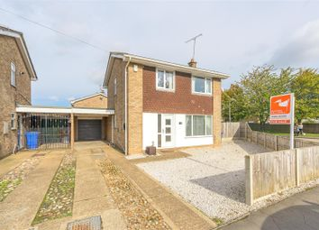 Thumbnail 3 bed detached house for sale in Rowley Road, Boston