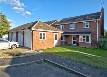 Thumbnail 4 bed detached house for sale in Stocks Close, Bottisham, Cambridge