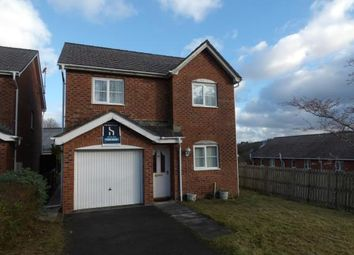 Thumbnail 3 bedroom detached house for sale in Maes Berea, Bangor, Gwynedd