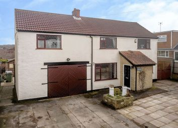 Thumbnail 4 bed detached house for sale in Central Avenue, Walesby, Newark