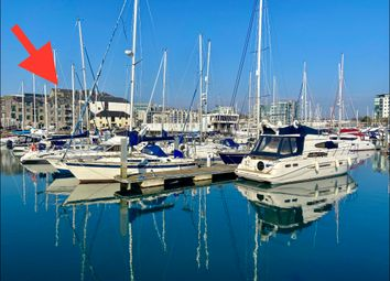 Thumbnail 1 bed flat for sale in Sutton Wharf, Plymouth