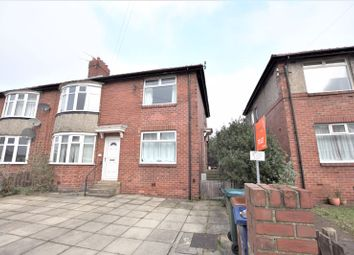 Thumbnail 2 bed flat to rent in Wych Elm Crescent, High Heaton, Newcastle Upon Tyne