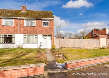 Thumbnail 3 bed semi-detached house for sale in Shelfield Close, Mount Nod, Coventry