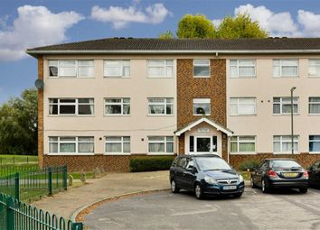 Thumbnail 3 bed flat for sale in Ash Court, Epsom, Surrey