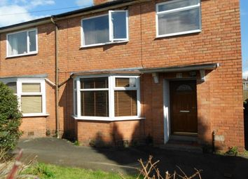 Thumbnail 3 bed terraced house to rent in Stourbridge Road, Bromsgrove