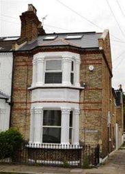 Thumbnail 3 bedroom flat to rent in Alkerden Road, London