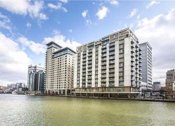 Thumbnail 3 bed flat to rent in South Quay Square, London