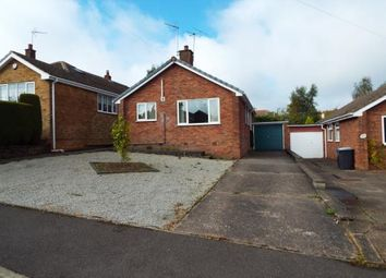 Thumbnail 3 bed bungalow for sale in Lawns Road, Kirkby In Ashfield, Nottingham, Nottinghamshire