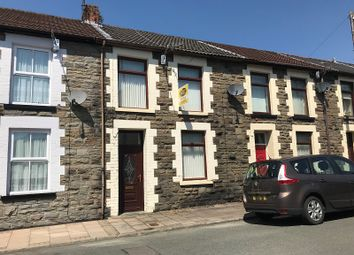 Thumbnail 2 bed terraced house for sale in Treasure Street, Treorchy, Rhondda, Cynon, Taff.