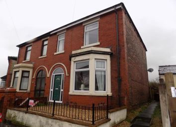 Thumbnail 3 bed semi-detached house to rent in Beechwood Road, Chorley