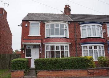 Thumbnail 3 bedroom terraced house for sale in Mulgrave Road, Linthorpe, Middlesbrough