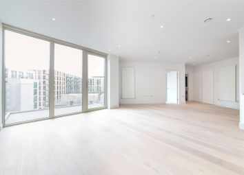 Thumbnail 1 bed flat for sale in Liner House, 30 Schooner Road, Royal Wharf