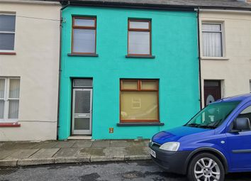 Thumbnail 3 bed terraced house for sale in Brodog Terrace, Fishguard