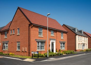 "Thumbnail 5 bed detached house for sale in ""Henley"" at Warkton Lane, Barton Seagrave, Kettering"