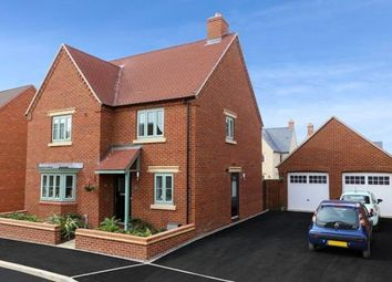 Thumbnail 4 bedroom detached house for sale in The Brackens, Radstone Fields, Halse Road, Brackley